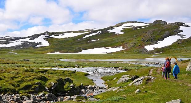 Urlaub in Norwegen ist ein entspanntes Abenteuer