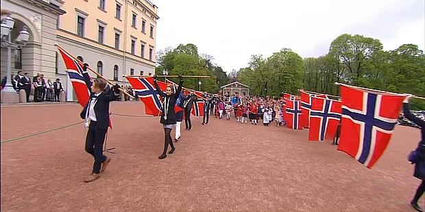 17 Mai Oslo 2017