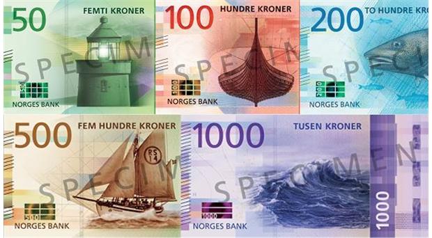 Typisch norwegisches aussehen