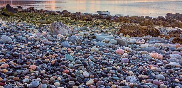 Strand auf Soeroya – Copyright Anne Olsen-Ryum Titel
