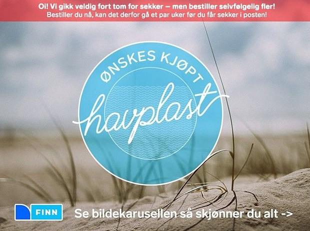 Plastikabfall Copyright finn.no