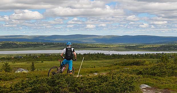 Radfahren Mountainbike Outdoor