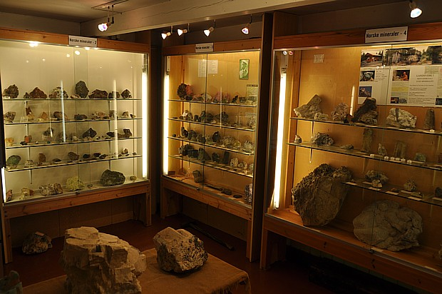 Mineralien Steine