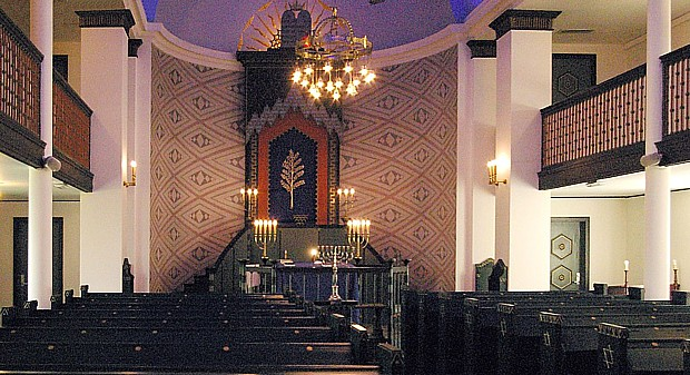 Synagoge Trondheim Copyright I Olevy Wikipedia
