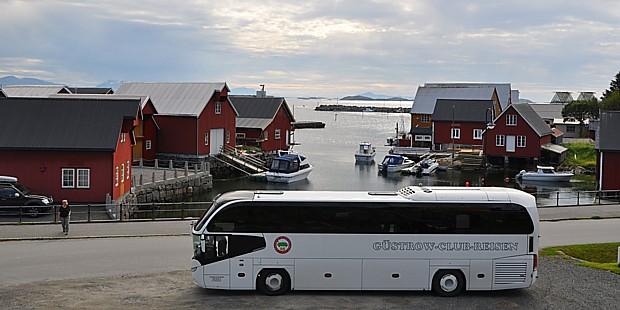 Busreisen Bus