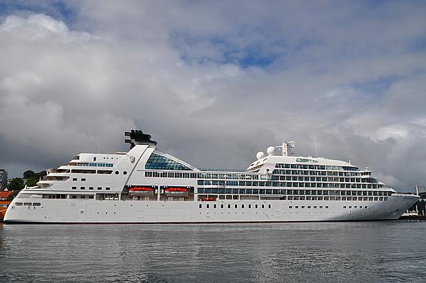 Kreuzfahrtschiff Stavanger Boot Luxus Jacht Yacht
