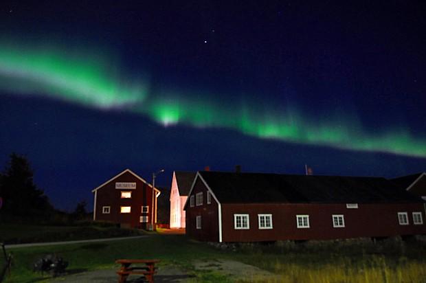 Nordlicht Lofoten Titel 2