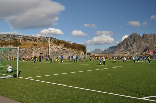Sport Fussball Stadion Fußball