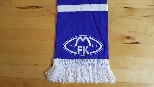Fußball Fanschal Molde