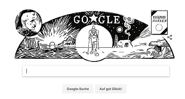 Google Nansen Screenshot Copyright Google