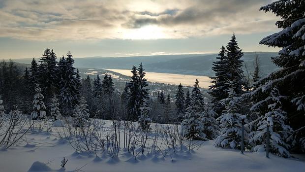 LIllehammer Winter Copyright Heiko 03 Schnee