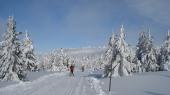 Die größten Langlauf-Skigebiete Europas und der Welt