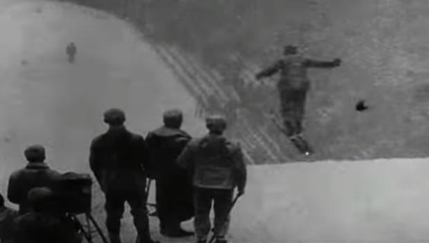 Holmenkollen 1906 – Screenshot DFI Films