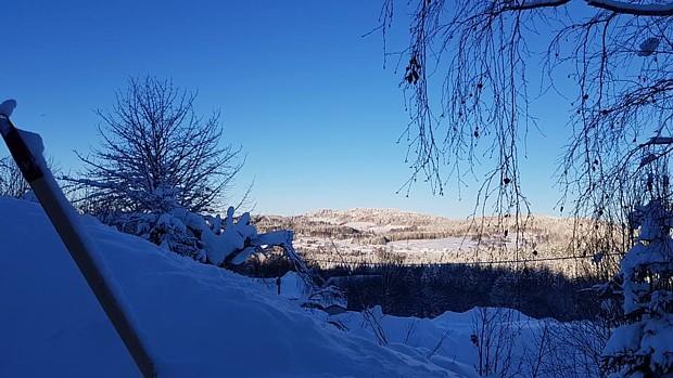 Schnee Lillehammer – (c) Annegret Kellmann 5