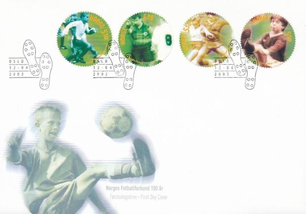 Briefmarke Panne 2002