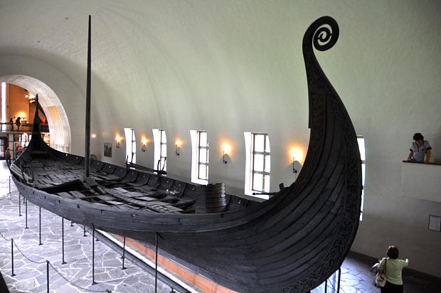 Wikinger Wikingerschiff