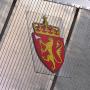 105 Wappen Loewe Norwegen
