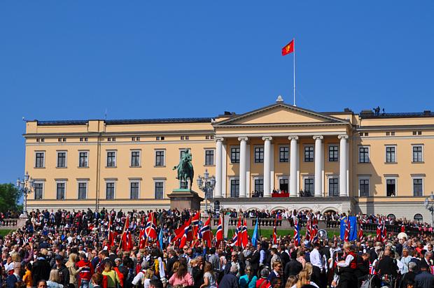 17 Mai Oslo 2018- Titel