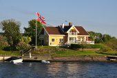 Norwegische Lebensart: Die Hütte