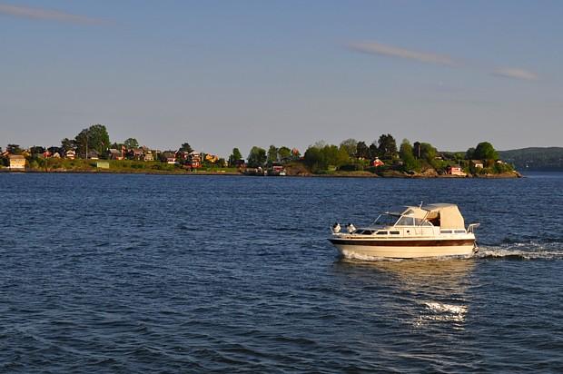 Motorboot Angeln Freizeit Hobby