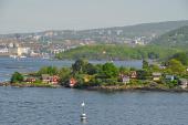 Oslo Grüne Hauptstadt Europas