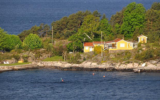 Hütte Oslofjord
