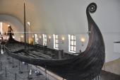 Wikingerschiff wird ausgegraben