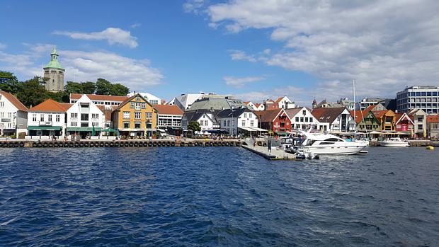 Stavanger – Turm Boote