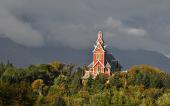 Die Drachenkirche von Buksnes - Lofoten
