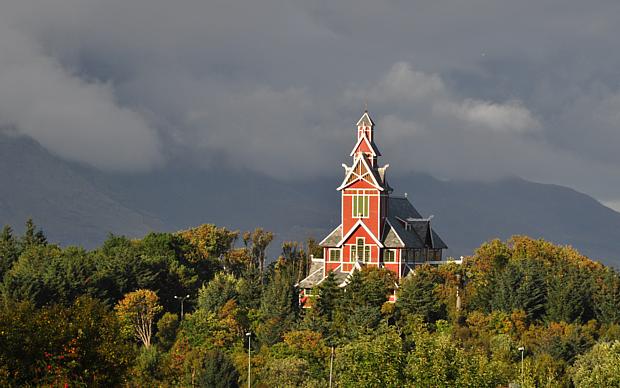 Buksnes Kirche Lofoten