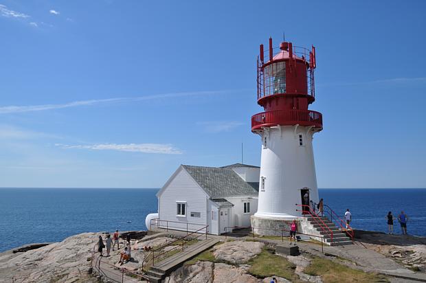 Kap Lindesnes Leuchtturm