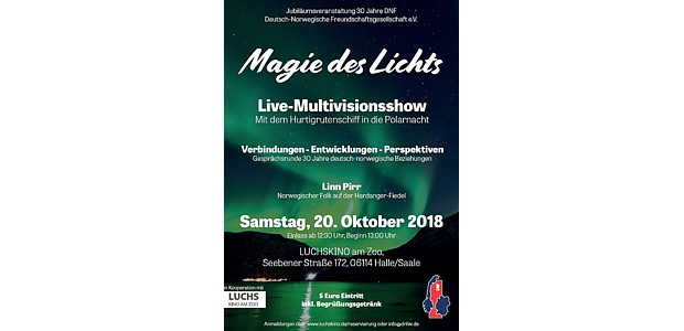 Magie des Lichts