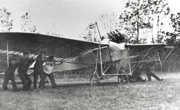 Erster Flug Norwegen – luftfartsmuseum