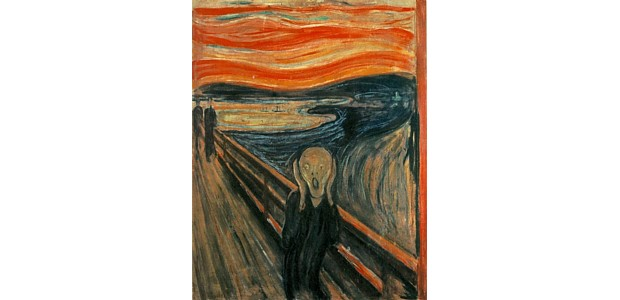 Der Schrei – Munch Copyright Nationalgalerioe – gemeinfrei