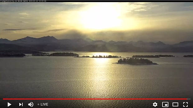 Webcam Molde Screenshot