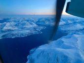 Reise durch die Polarluft