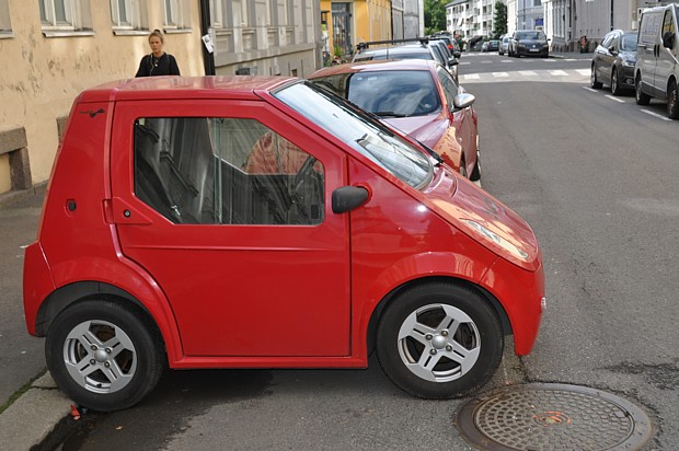 Elektroauto Oslo Buddy