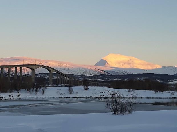 Tromsoe Copyright Paul Luebbe