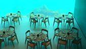 Erstes Unterwasserrestaurant Europas eröffnet