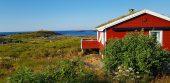 Hustadvika Gjestegård - Übernachten am Rande des Atlantiks