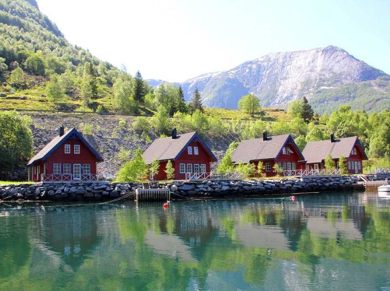 Norway Fjordhytter Titel