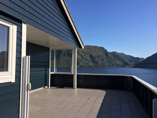 Titelbild Haus am Fjord