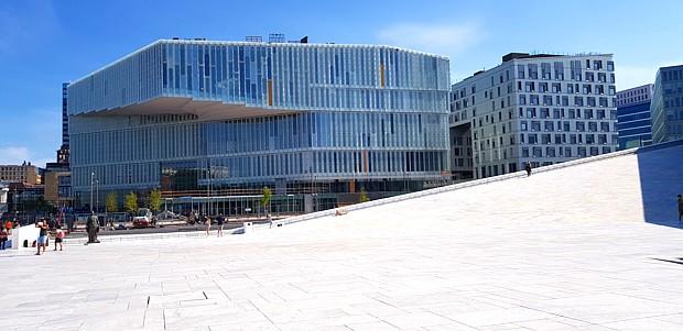 Deichmanske Bibliothek Oslo