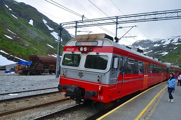 Bahn-Bergenbahn-Myrdal
